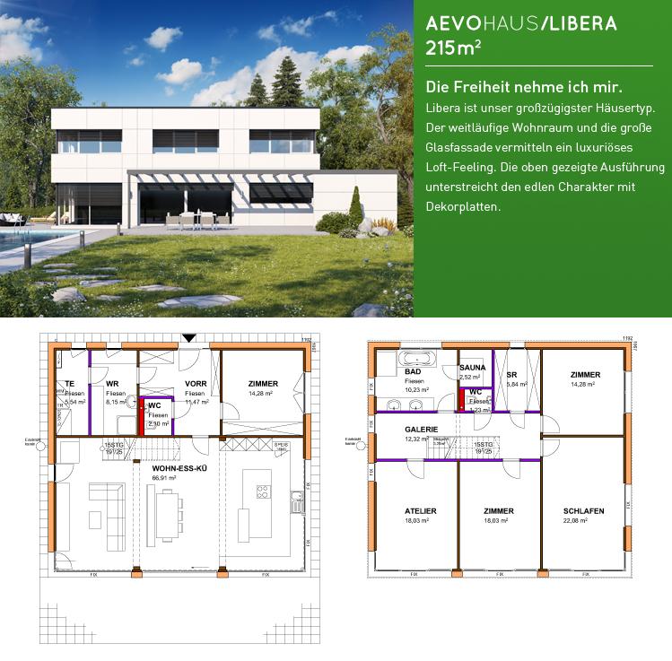 AEVO Haus LIBERIA+