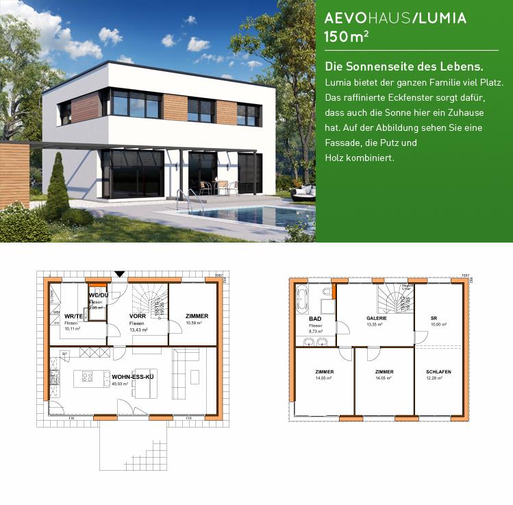 AEVO Haus LUMIA+