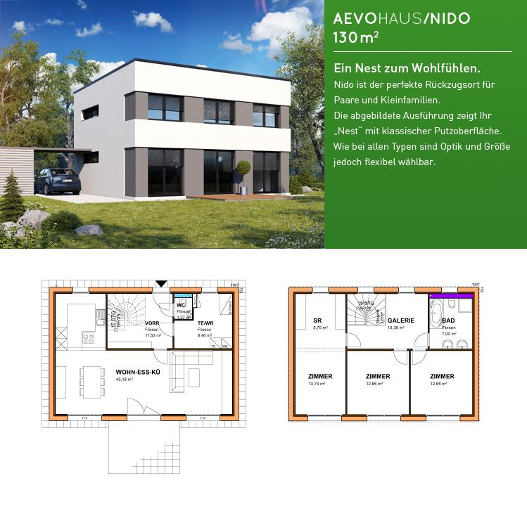 AEVO Haus NIDO+