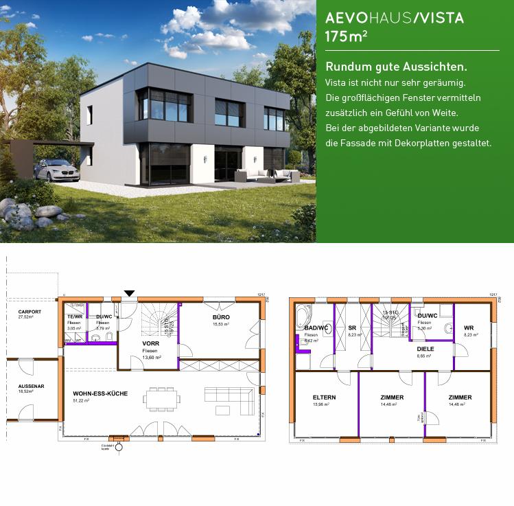 AEVO Haus VISTA+